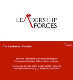 Principles - Leadership Forces